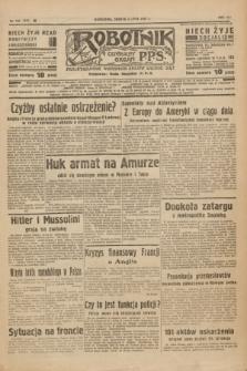 Robotnik : centralny organ P.P.S. R.41 [i.e.43], nr 193 (3 lipca 1937) = nr 7075