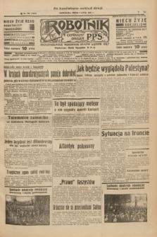 Robotnik : centralny organ P.P.S. R.41 [i.e.43], nr 198 (7 lipca 1937) = nr 7080 (po konfiskacie nakład drugi)