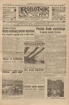 Robotnik : centralny organ P.P.S. R.41 [i.e.43], nr 216 (24 lipca 1937) = nr 7098