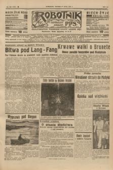 Robotnik : centralny organ P.P.S. R.41 [i.e.43], nr 219 (27 lipca 1937) = nr 7101