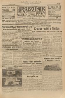 Robotnik : centralny organ P.P.S. R.41 [i.e.43], nr 224 (31 lipca 1937) = nr 7106 (po konfiskacie nakład drugi)