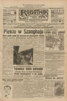 Robotnik : centralny organ P.P.S. R.41 [i.e.43], nr 240 (15 sierpnia 1937) = nr 7122 (po konfiskacie nakład drugi)