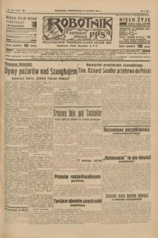Robotnik : centralny organ P.P.S. R.41 [i.e.43], nr 248 (23 sierpnia 1937) = nr 7130