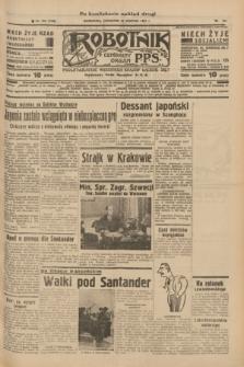 Robotnik : centralny organ P.P.S. R.41 [i.e.43], nr 253 (26 sierpnia 1937) = nr 7135 (po konfiskacie nakład drugi)