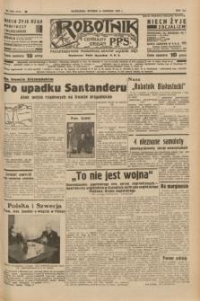 Robotnik : centralny organ P.P.S. R.41 [i.e.43], nr 259 (31 sierpnia 1937) = nr 7141