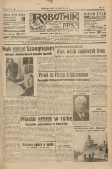 Robotnik : centralny organ P.P.S. R.41 [i.e.43], nr 264 (4 września 1937) = nr 7146