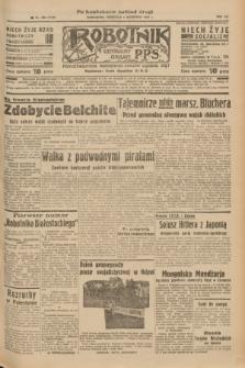 Robotnik : centralny organ P.P.S. R.41 [i.e.43], nr 266 (5 września 1937) = nr 7148 (po konfiskacie nakład drugi)