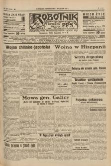 Robotnik : centralny organ P.P.S. R.41 [i.e.43], nr 267 (6 września 1937) = nr 7149