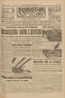 Robotnik : centralny organ P.P.S. R.41 [i.e.43], nr 268 (7 września 1937) = nr 7150
