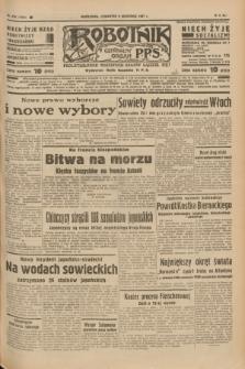Robotnik : centralny organ P.P.S. R.41 [i.e.43], nr 270 (9 września 1937) = nr 7152