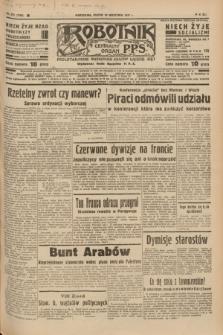 Robotnik : centralny organ P.P.S. R.41 [i.e.43], nr 271 (10 września 1937) = nr 7153