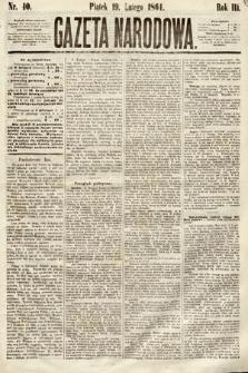 Gazeta Narodowa. 1864, nr40