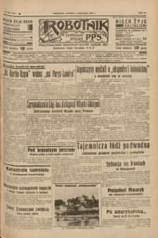Robotnik : centralny organ P.P.S. R.41 [i.e.43], nr 275 (14 września 1937) = nr 7157