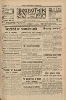 Robotnik : centralny organ P.P.S. R.41 [i.e.43], nr 281 (20 września 1937) = nr 7163