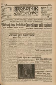Robotnik : centralny organ P.P.S. R.41 [i.e.43], nr 283 (22 września 1937) = nr 7165