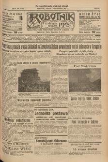 Robotnik : centralny organ P.P.S. R.41 [i.e.43], nr 294 (2 października 1937) = nr 7176 (po konfiskacie nakład drugi)