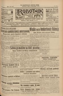 Robotnik : centralny organ P.P.S. R.41 [i.e.43], nr 300 (6 października 1937) = nr 7182 (po konfiskacie nakład drugi)