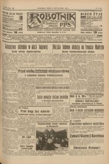 Robotnik : centralny organ P.P.S. R.41 [i.e.43], nr 310 (15 października 1937) = nr 7192