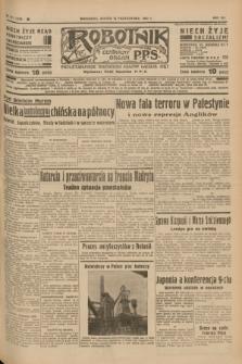 Robotnik : centralny organ P.P.S. R.41 [i.e.43], nr 311 (16 października 1937) = nr 7193