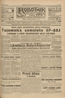 Robotnik : centralny organ P.P.S. R.41 [i.e.43], nr 352 (26 listopada 1937) = nr 7234