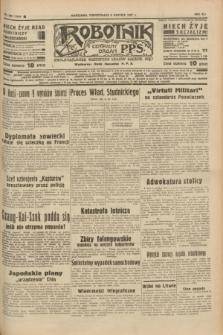 Robotnik : centralny organ P.P.S. R.41 [i.e.43], nr 362 (6 grudnia 1937) = nr 7244