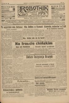 Robotnik : centralny organ P.P.S. R.41 [i.e.43], nr 365 (9 grudnia 1937) = nr 7247