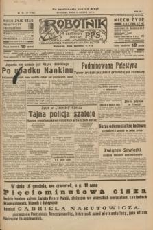 Robotnik : centralny organ P.P.S. R.41 [i.e.43], nr 372 (15 grudnia 1937) = nr 7254 (po konfiskacie nakład drugi)