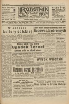 Robotnik : centralny organ P.P.S. R.41 [i.e.43], nr 380 (23 grudnia 1937) = nr 7262