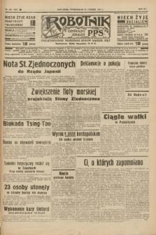 Robotnik : centralny organ P.P.S. R.41 [i.e.43], nr 382 (27 grudnia 1937) = nr 7264