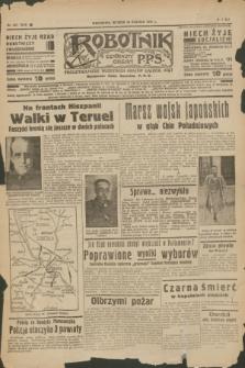Robotnik : centralny organ P.P.S. R.41 [i.e.43], nr 383 (28 grudnia 1937) = nr 7265