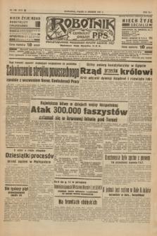 Robotnik : centralny organ P.P.S. R.41 [i.e.43], nr 386 (31 grudnia 1937) = nr 7268