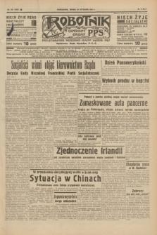 Robotnik : centralny organ P.P.S. R.42 [i.e.44], nr 19 (19 stycznia 1938) = nr 7287