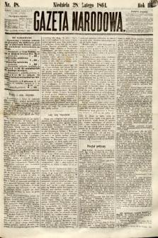 Gazeta Narodowa. 1864, nr48