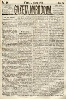 Gazeta Narodowa. 1864, nr49