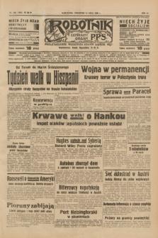 Robotnik : centralny organ P.P.S. R.40 [i.e.44], nr 193 (14 lipca 1938) = nr 7462