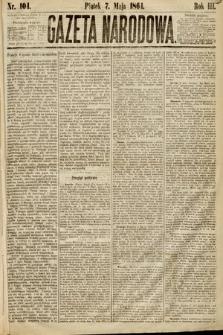 Gazeta Narodowa. 1864, nr104