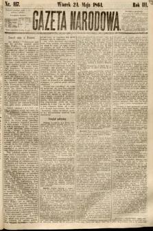 Gazeta Narodowa. 1864, nr117