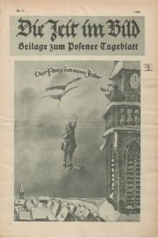 Die Zeit im Bild : Beilage zum Posener Tageblatt. 1924, Nr. 17