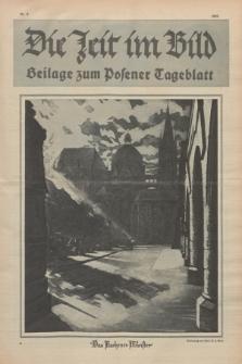 Die Zeit im Bild : Beilage zum Posener Tageblatt. 1925, Nr. 9 ([5 März])