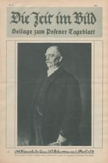 Die Zeit im Bild : Beilage zum Posener Tageblatt. 1925, Nr. 13 ([2 April])