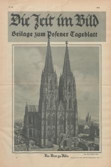 Die Zeit im Bild : Beilage zum Posener Tageblatt. 1925, Nr. 16 ([23 April])
