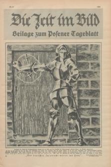 Die Zeit im Bild : Beilage zum Posener Tageblatt. 1925, Nr. 17 ([30 April])