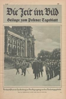 Die Zeit im Bild : Beilage zum Posener Tageblatt. 1925, Nr. 21 ([28 Mai])