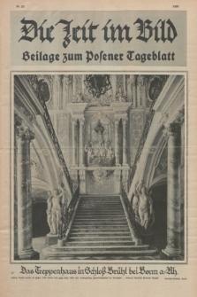 Die Zeit im Bild : Beilage zum Posener Tageblatt. 1925, Nr. 23 ([13 Juni])