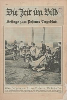 Die Zeit im Bild : Beilage zum Posener Tageblatt. 1927, Nr. 1 ([26 Januar])