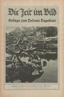Die Zeit im Bild : Beilage zum Posener Tageblatt. 1927, Nr. 6 ([9 April])