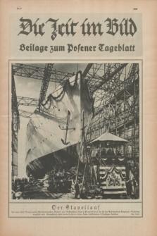 Die Zeit im Bild : Beilage zum Posener Tageblatt. 1927, Nr. 7 ([21 April])