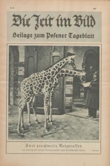 Die Zeit im Bild : Beilage zum Posener Tageblatt. 1927, Nr. 10 ([4 Juni])