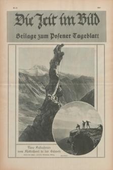 Die Zeit im Bild : Beilage zum Posener Tageblatt. 1927, Nr. 13 ([22 Juli])