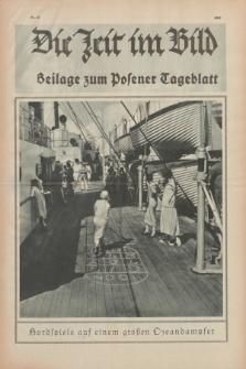 Die Zeit im Bild : Beilage zum Posener Tageblatt. 1927, Nr. 15